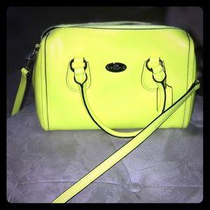 Mini Coach Satchel handbag